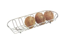 Roma Wire Bread Basket