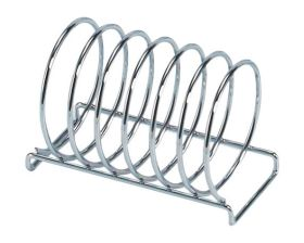 Roma Chrome Toast Rack