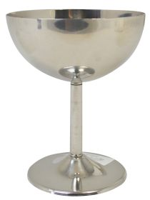 Stainless Steel Tall Sundae Cup - 10cm 250ml