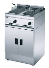 Lincat J18 Silverlink 600 - Twin Tank Electric Fryer