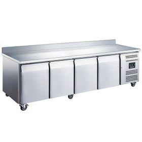 Blizzard LBC4 4 Door Freezer Counter GN1/1 553L