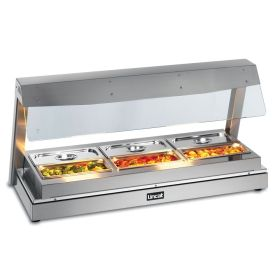 Lincat Seal HBBM2 Bain Marie Adaptor - For HB2 Heated Display Unit