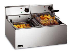 Lincat LDF2 Lynx 400 - Double Electric Fryer