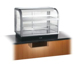 Lincat C6R/100SU Seal 650 - Curved Front Refrigerated Display - Self Service