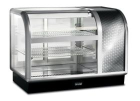 Lincat C6R/105SR Seal 650 - Curved Front Refrigerated Display - Right Hand Power Pack, Self Service