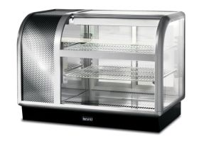 Lincat C6R/105BL Seal 650 - Curved Front Refrigerated Display - Left Hand Power Pack, Back Service