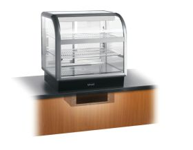 Lincat C6R/75BU Seal 650 - Curved Front Refrigerated Display - Back Service