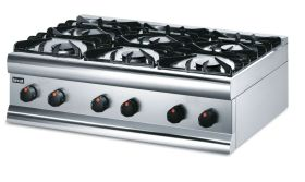 Lincat HT9/N Natural Gas 6 Burner Boiling Top