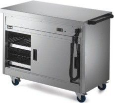 Lincat P6P3 Panther 793670 Series - Plain Top Hot Cupboard