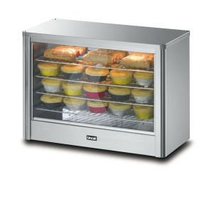 Lincat Seal LPW/LR - Pie Warming Cabinet With Illumination & Humidity Feature