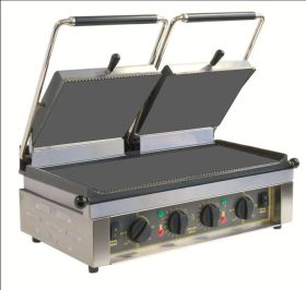 Roller Grill MAJESTIC FT - Flat Top & Base Plates