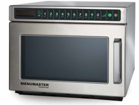 Menumaster DEC14E2 - 1400W Compact Microwave