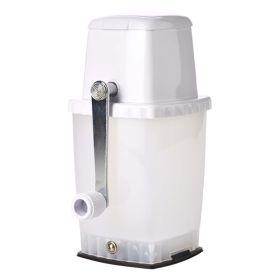 Manual Ice Crusher W/ Vacuum Base - Genware
