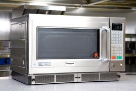 Panasonic NEC1275 - 1150W Combination Microwave