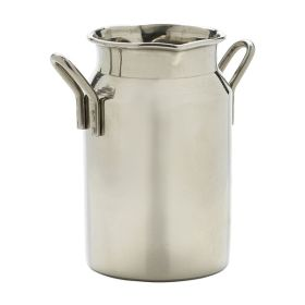 Mini Stainless Steel Milk Churn 5oz - Genware