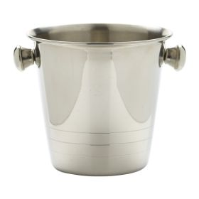 Mini Stainless Steel Ice Bucket 10cm - Genware