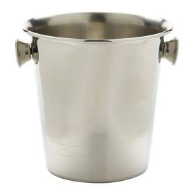 Mini Stainless Steel Ice Bucket 14cm - Genware