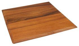 Naturals Acacia Wood Placemat 25 x 25cm NATPM25