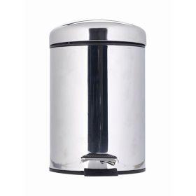 Stainless Steel Pedal Bin 3L - Genware