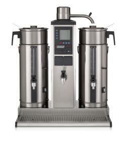 Bravilor B5 HW Round Filter Coffee Machine 2 x 5L - 4.151.418.110
