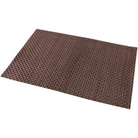 Placemat Copper 45 x 30cm PVC - Genware