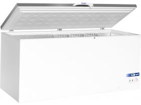 Prodis Arctic AR650SS 650 Litre Stainless Steel Lid Chest Freezer