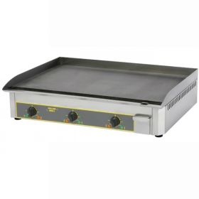 Roller Grill PSR900E Triple Electric Steel Griddle