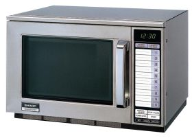 Sharp R24AT - 1900W Commercial Microwave