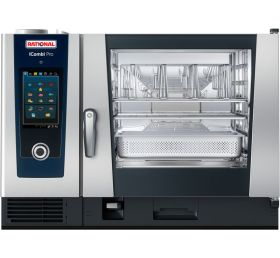 Rational iCombi Pro 6-2/1/G/N 6 Grid 2/1GN Natural Gas Combination Oven