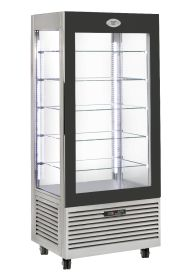 Roller Grill RD800 F Vertical refrigerated Display