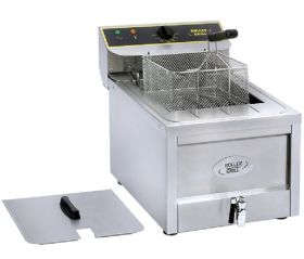 Roller Grill RFE12 Single 12L Counter Top Fryer - Electric