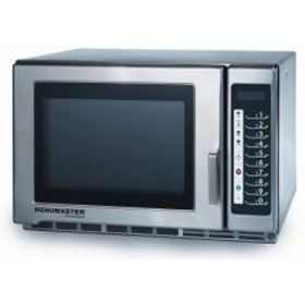 Menumaster RFS518TS - 1800W Medium Duty Commercial Microwave
