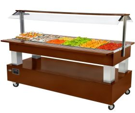 Roller Grill SB60F Refrigerated Buffet Display Unit