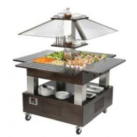 Roller Grill SBC40F Refrigerated Buffet Unit