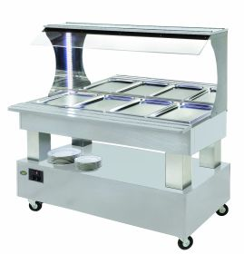 Roller Grill SBM40M Mixed Buffet Unit