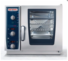Rational iCombi Classic CMP XS/SP 6 Grid 2/3GN Electric CombiMaster Plus XS Combination Oven
