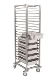 Parry SCT1600 - 20 Tier Clearing Tray Trolley