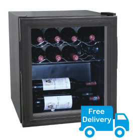 Polar CE202 - Wine Cooler - 11 Bottles
