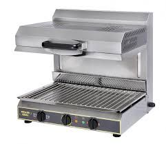 Roller Grill SEM600PDS Sliding Salamander with Vitro-Ceramic Infrared Technology