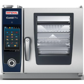 Rational iCombi Pro XS 6-2/3/E 6 Grid 2/3GN Electric Combination Oven