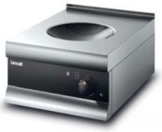 Lincat SLI3W - Silverlink 600 Wok Friendly Induction Hob