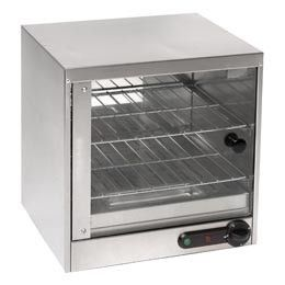 Small Electric Pie Cabinet - Parry SPC/G - 20 Pies