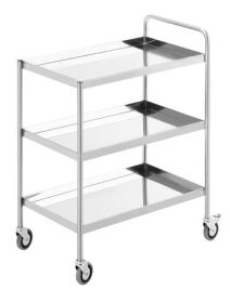 Simply Stainless SS15 - 3 Tier Trolley