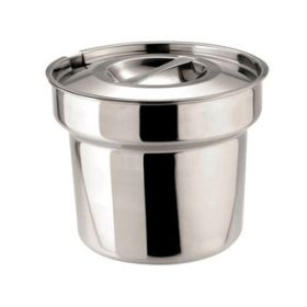 Round Bain Marie Pots