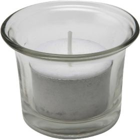 Glass Tealight Holder 50 X 50mm