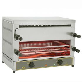 Roller Grill TS3270 Double Snack Grill