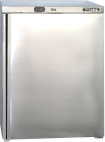 Blizzard UCF140 - Undercounter Freezer - Stainless Steel