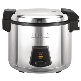 Buffalo Rice Cooker J300 6L Dry / 13L Cooked