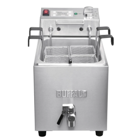 Buffalo DB191 Pasta Cooker 8Ltr with Tap and Timer