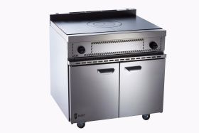 Parry USHO - Solid Top Gas Range Oven